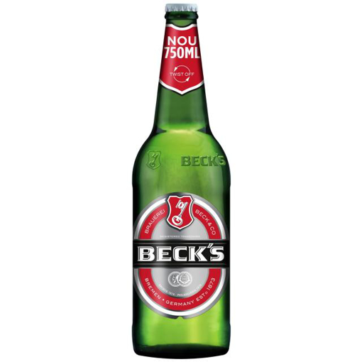 Imagine BECKS BERE STICLA 0.75L