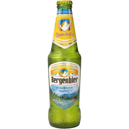 Imagine BERGENBIER BERE BLONDA STICLA 330 ML