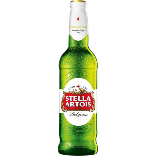 Imagine STELLA ARTOIS BERE STICLA 330 ML