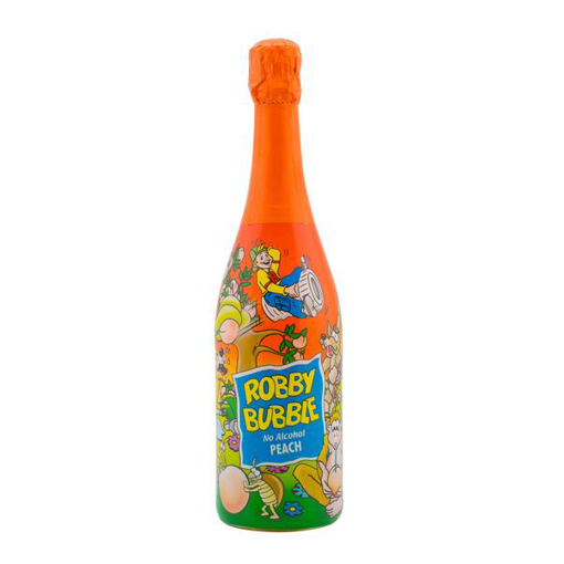 Imagine ROBBY BUBBLE PIERSICI 750 ML