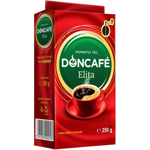 Imagine DONCAFE ELITA CAFEA MACINATA 250 G