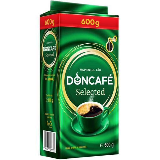 Imagine DONCAFE SELECTED CAFEA 600 G