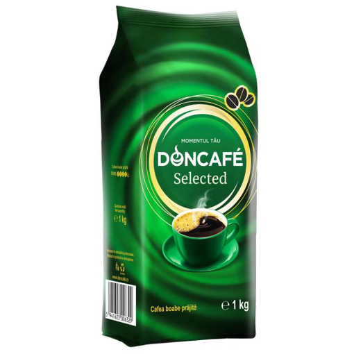 Imagine DONCAFE SELECTED CAFEA BOABE 1 KG