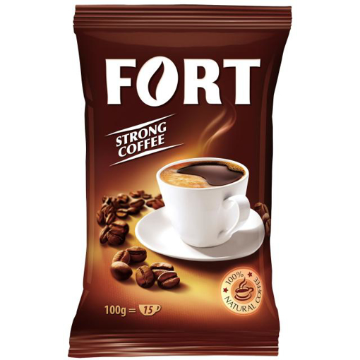 Imagine FORT CAFEA MACINATA 100 G