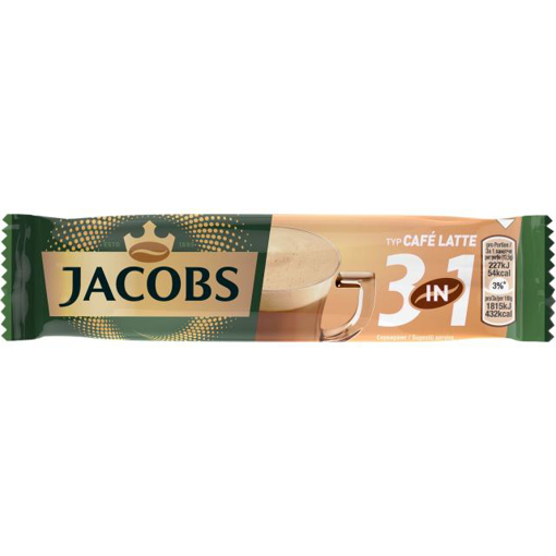 Imagine JACOBS 3IN1 LATTE 12.5G