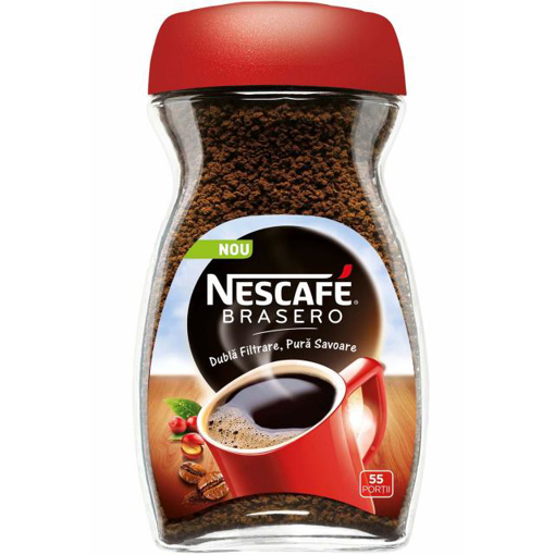 Imagine NESCAFE BRASERO ORIGINAL 100 G - 20%