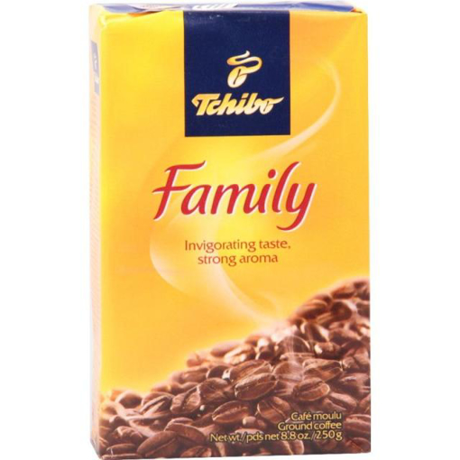 Imagine TCHIBO FAMILY CAFEA MACINATA 250 G