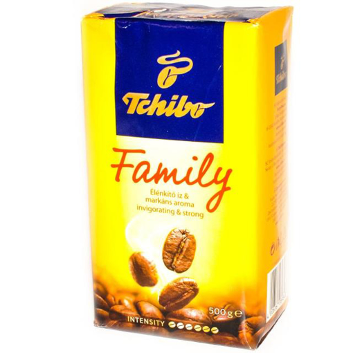 Imagine TCHIBO FAMILY CAFEA MACINATA 500 G