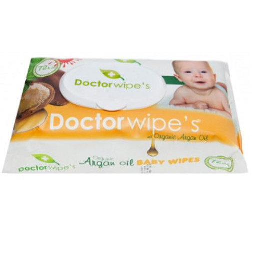 Imagine DOCTOR WIPES SERVETELE BABY ARGAN 72 BUC