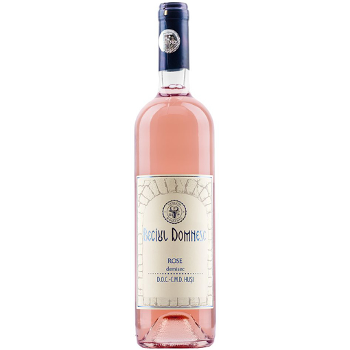 Imagine BECIUL DOMNESC ROSE VIN DEMISEC 750 ML