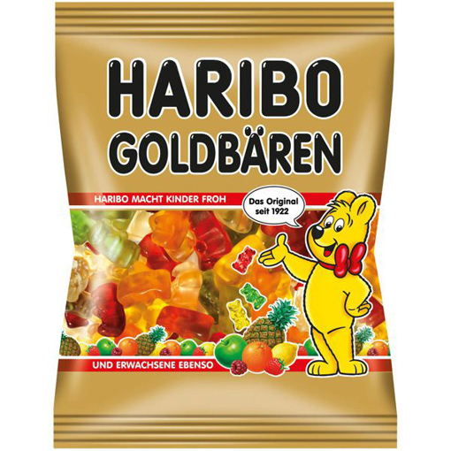 Imagine HARIBO GOLDBAREN 100G