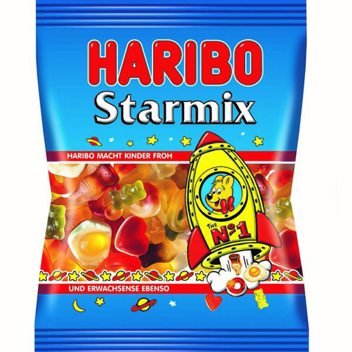 Imagine HARIBO STARMIX 100G