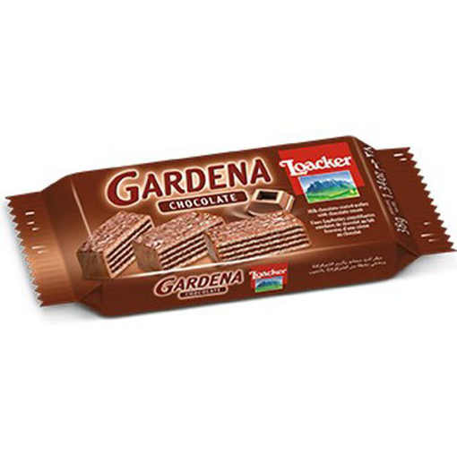 Imagine LOACKER GARDENA CIOCOLATA 38G