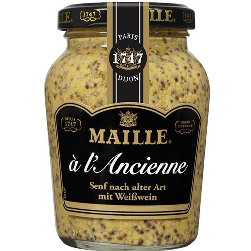 Imagine MAILLE MUSTAR DIJON A L'ANCIENNE 200ML