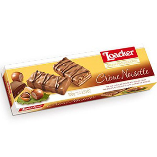 Imagine LOACKER GRAN PASTICCERIA NOISETTE 100G