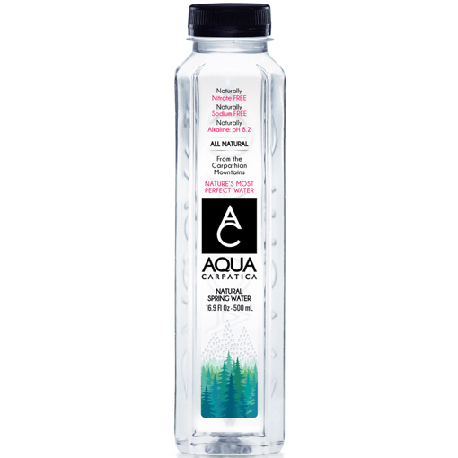 Imagine AQUA CARPATICA APA MINERALA PLATA 500 ML