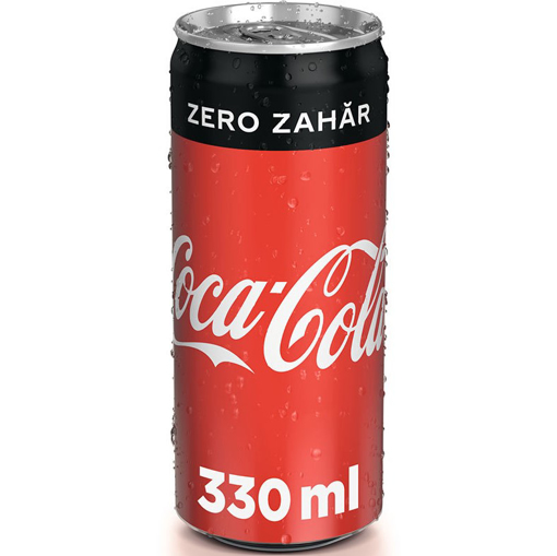 Imagine COCA COLA ZERO DOZA 330 ML