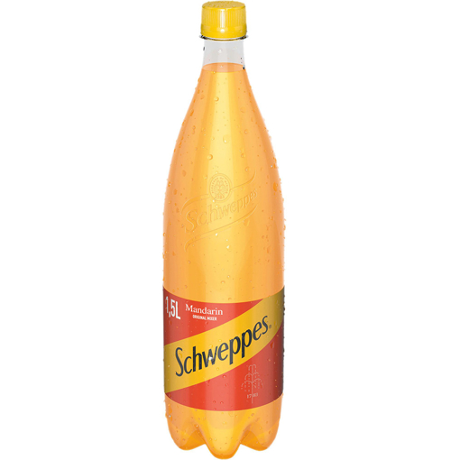 Imagine SCHWEPPES MANDARIN 1.5 L