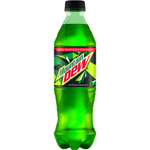 Imagine MOUNTAIN DEW 500 ML