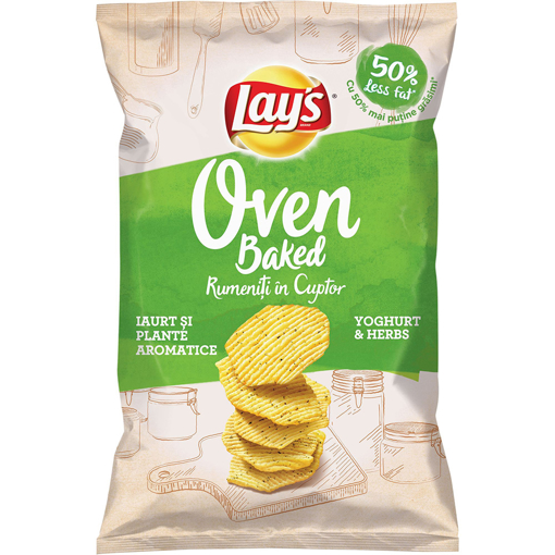 Imagine LAYS BAKED YOGHURT HERBS 125G